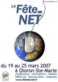 La Fête du Net 2007 d'Oloron-Sainte-Marie